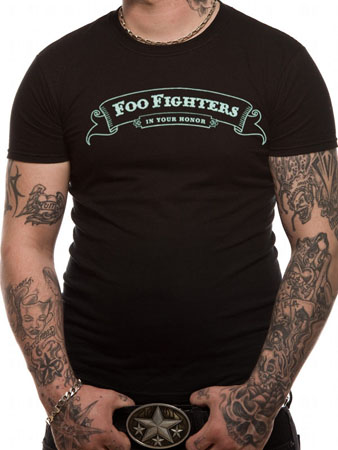 Foo Fighters (Buffalo) T-shirt