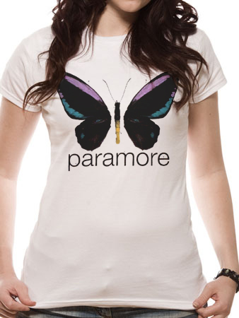 Paramore (Brand New Eyes) T-shirt Thumbnail 1