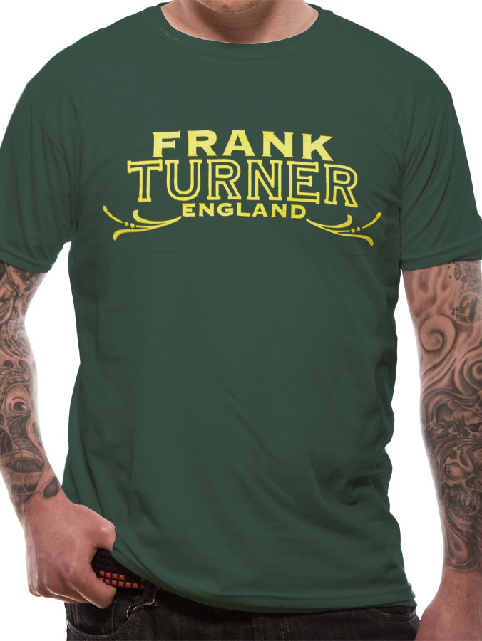 Frank Turner (England) T-shirt