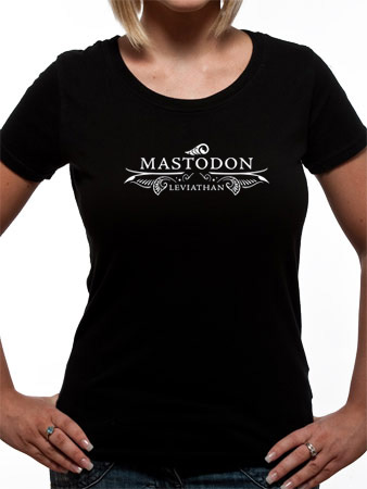 Mastodon (Leviathan Logo) T-shirt