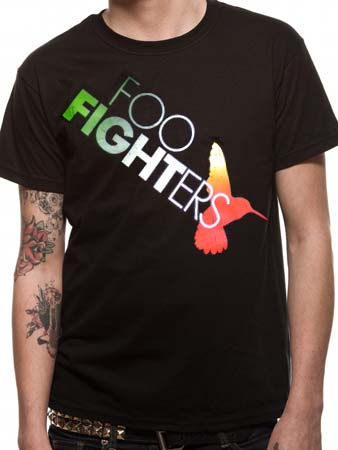 Foo Fighters (Hummingbird) T-shirt