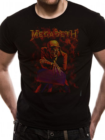 Megadeth (Peace Sells) T-shirt