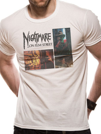 Nightmare on Elm Street (Stills) T-shirt