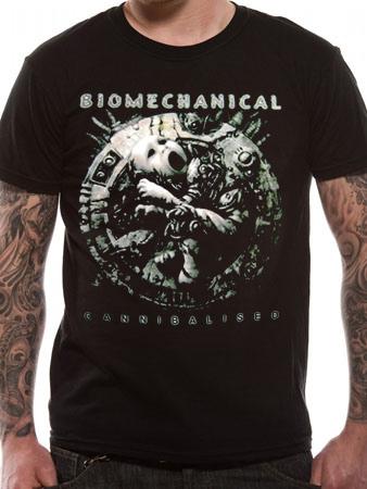 Biomechanical (Cannibalised) T-shirt