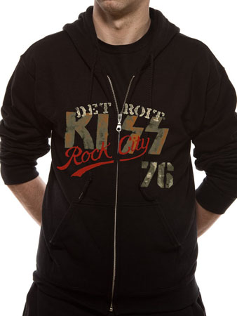 Kiss (Detroit Rock City) Hoodie