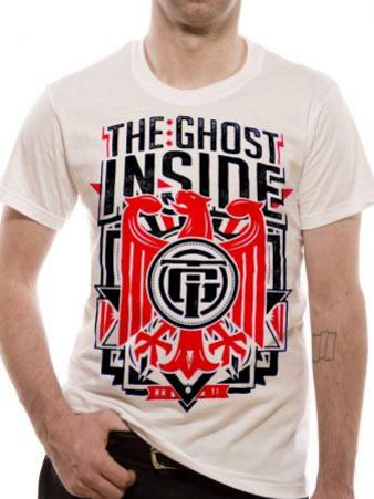 The Ghost Inside (Eagle Crest) T-shirt Preview