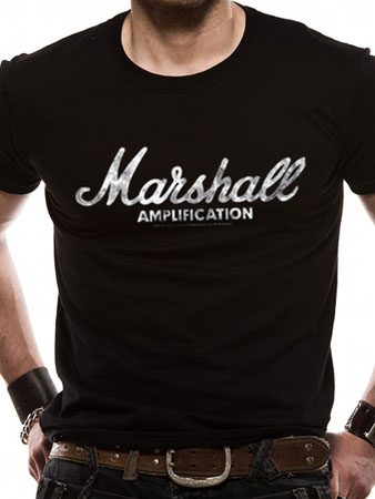 Marshall (Distressed Logo) T-shirt