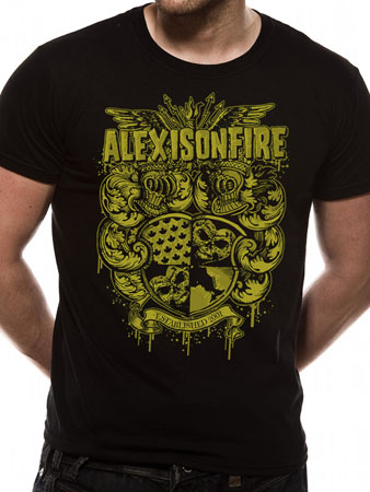 Alexisonfire (Crest) T-shirt