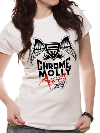 Chrome Molly (80's) T-shirt