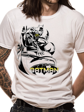 Batman (Eagle Head) T-shirt