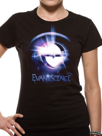 Evanescence (Glare) T-Shirt Preview
