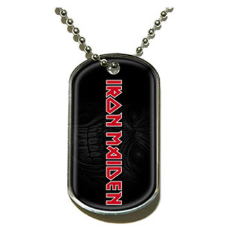 Iron Maiden (Logo) Dog Tags