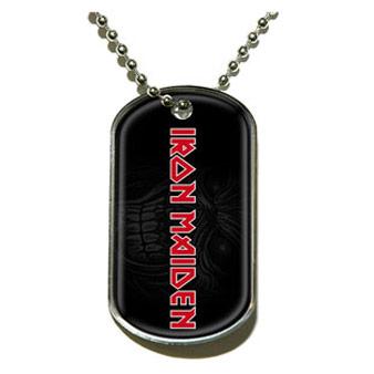 Iron Maiden (Logo) Dog Tags