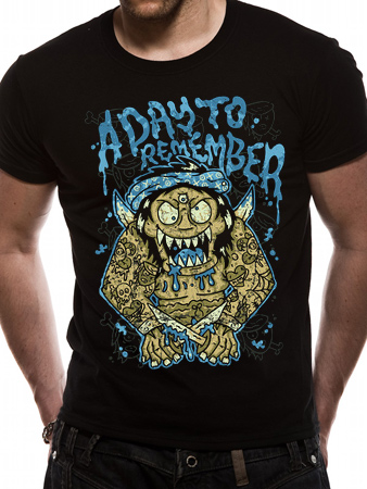 A Day To Remember (Samurai) T-shirt