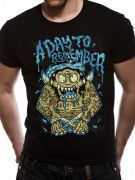 A Day To Remember (Samurai) T-shirt Thumbnail 2