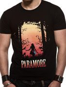 Paramore (Dark Woods) T-shirt Thumbnail 2