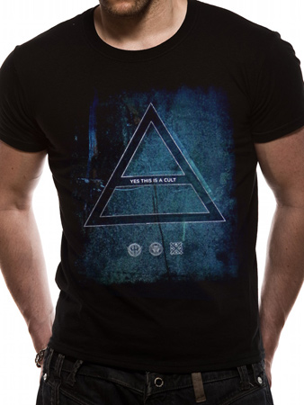 30 Seconds To Mars (Yes This Is A Cult) T-shirt