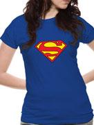 Superman (Logo) T-shirt Thumbnail 2