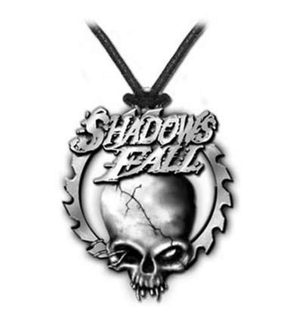 Shadows Fall (Skull) Pendant