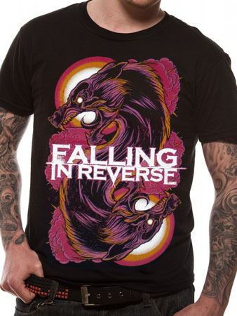 Falling In Reverse (Wolves) T-shirt