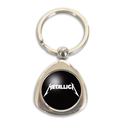 Metallica (Logo) Keyring