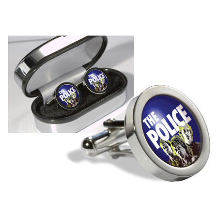 The Police (Photo) Cufflink Set