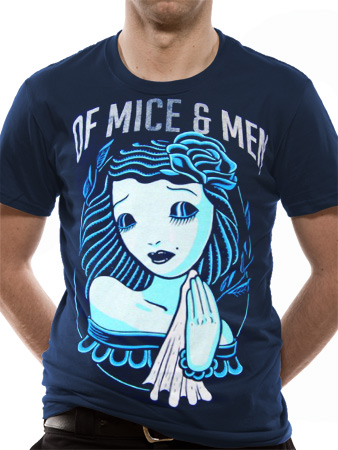 Of Mice And Men (Crybaby) T-shirt