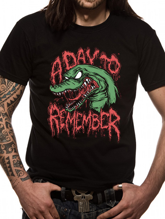 A Day To Remember (Gatorvicious) T-shirt Preview