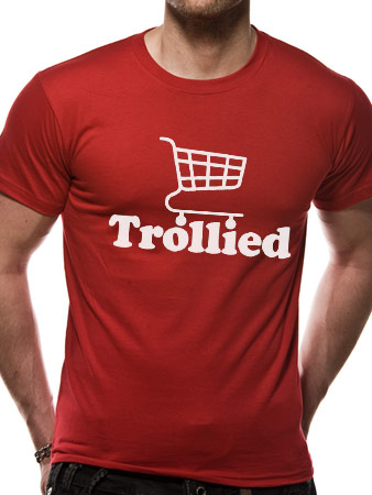 Loud (Trollied) T-shirt