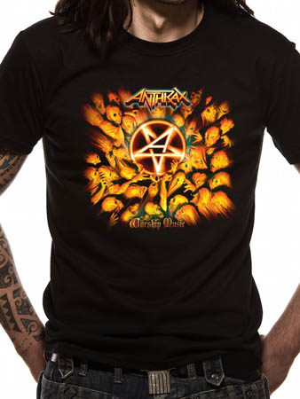 Anthrax (Worship Music Album) T-shirt