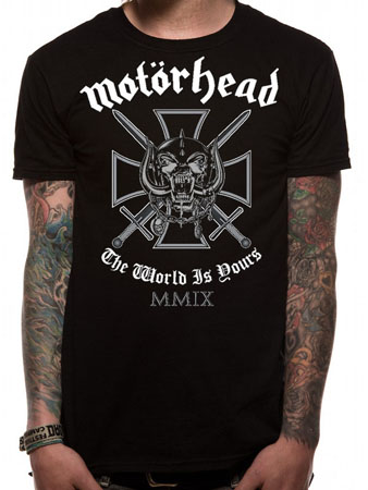 Motorhead (Iron Cross) T-shirt