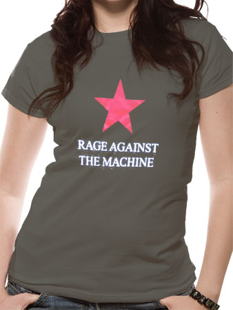 Rage Against the Machine (Star) T-shirt