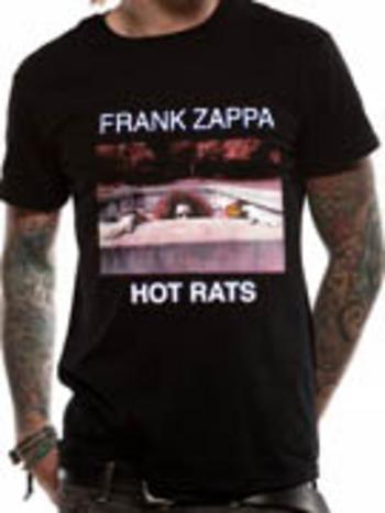 Frank Zappa (Hot Rats) T-shirt Thumbnail 2