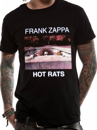 Frank Zappa (Hot Rats) T-shirt Thumbnail 1