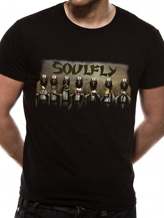 Soulfly (Omen) T-shirt