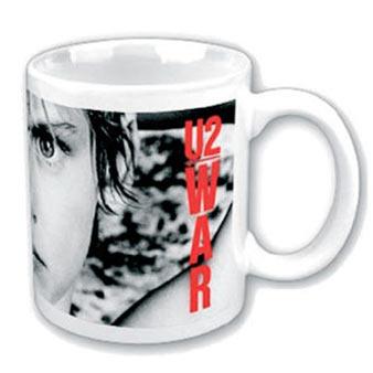 U2 (War) Mug