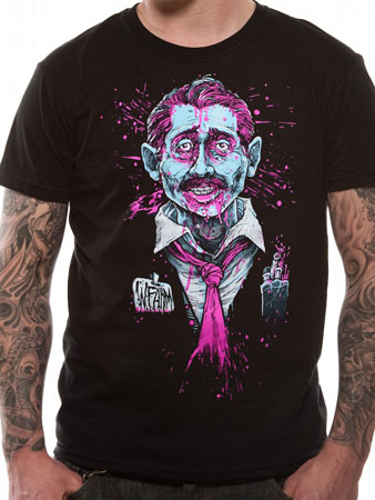 War From A Harlots Mouth (Dr WFAHM) T-shirt