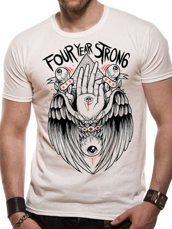 Four Year Strong (Hand) T-shirt