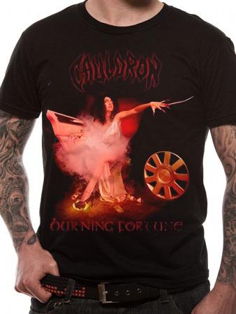Cauldron (Burning Fortune) T-shirt
