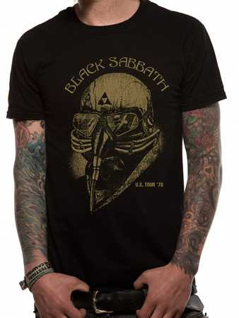Black Sabbath (US Tour '78) T-shirt Thumbnail 1