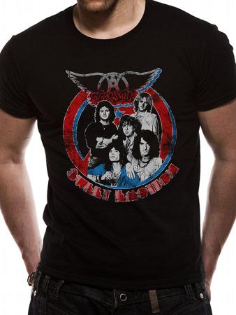 Aerosmith (Pandoras Toys) T-shirt Thumbnail 1