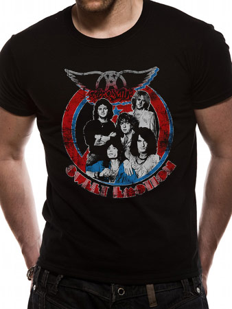 Aerosmith (Pandoras Toys) T-shirt Thumbnail 1