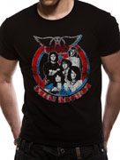Aerosmith (Pandoras Toys) T-shirt Thumbnail 2