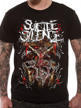 Suicide Silence (Cross) T-shirt