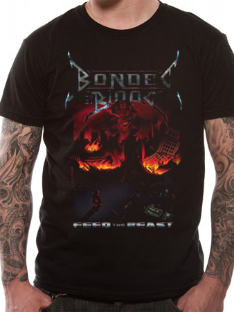 Bonded By Blood (Feed The Beast) T-shirt