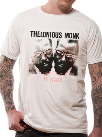 Friend or Foe (The Lonious Monk Italy) T-Shirt Thumbnail 1