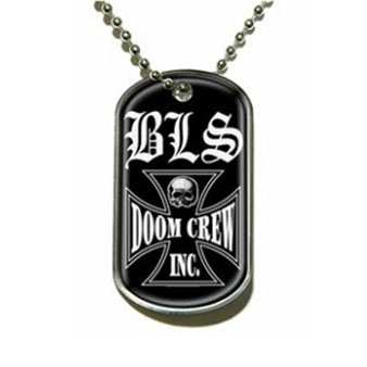 Black Label Society (Crew) Dog Tags