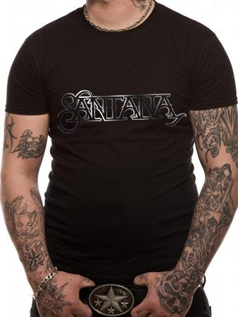Santana (Logo) T-shirt