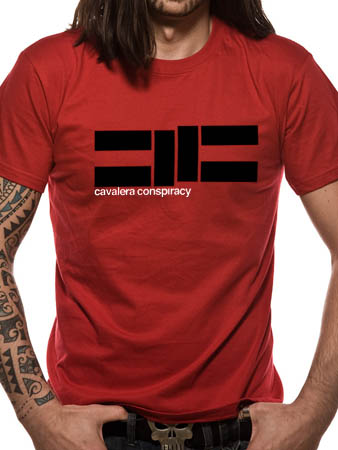 Cavalera Conspiracy (Red) T-shirt