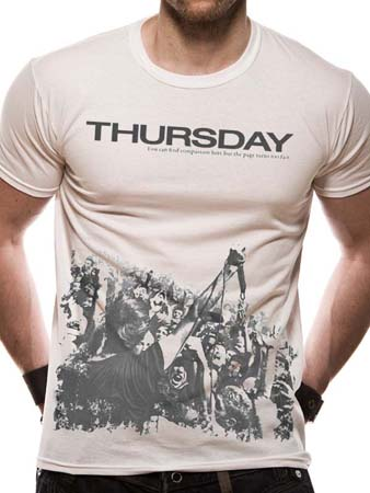 Thursday (Crowd) T-shirt